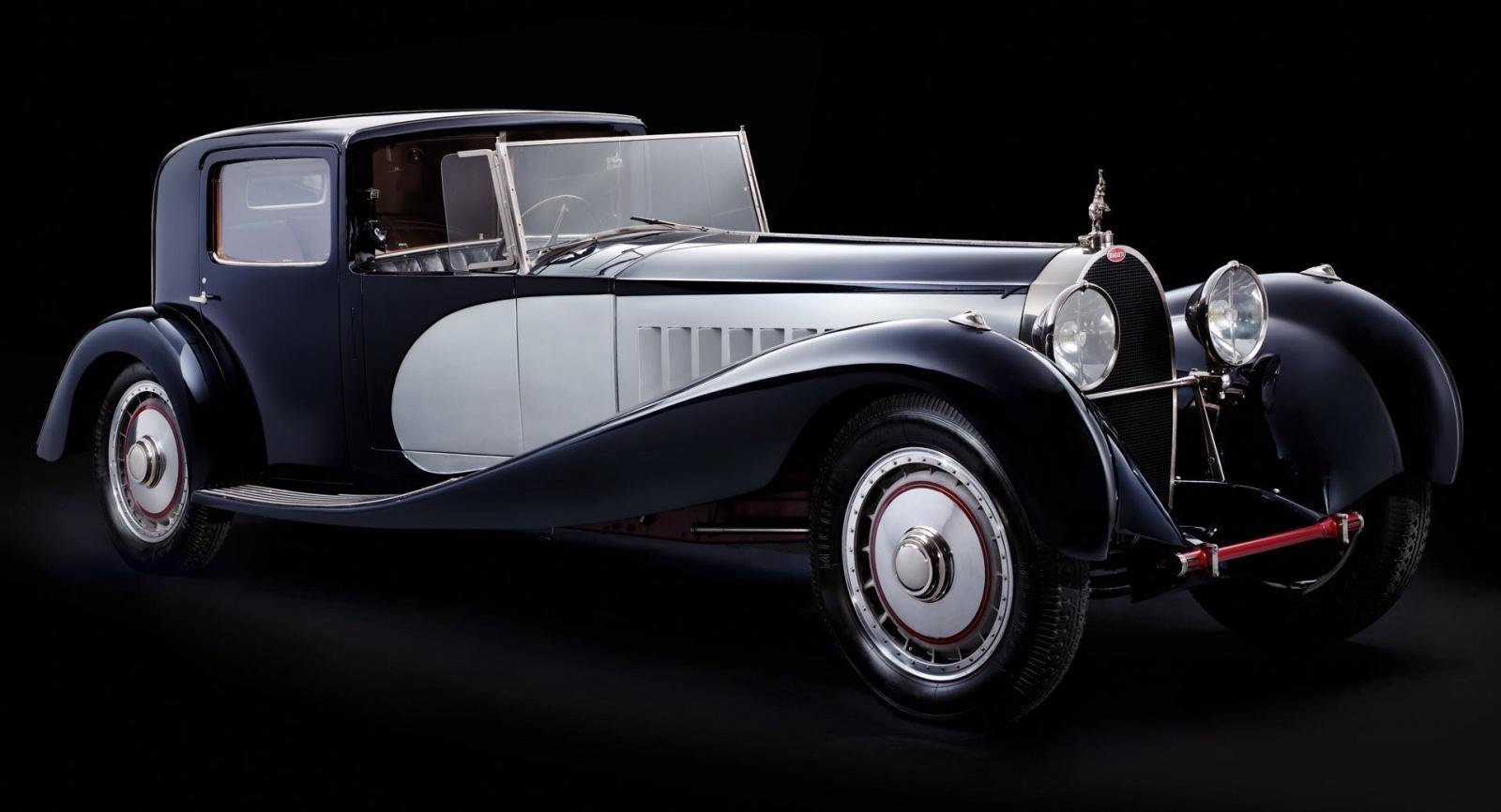 Bugatti Type 41 Royale là một trong những mẫu xe siêu sang lừng danh trong quá khứ của hãng xe Pháp