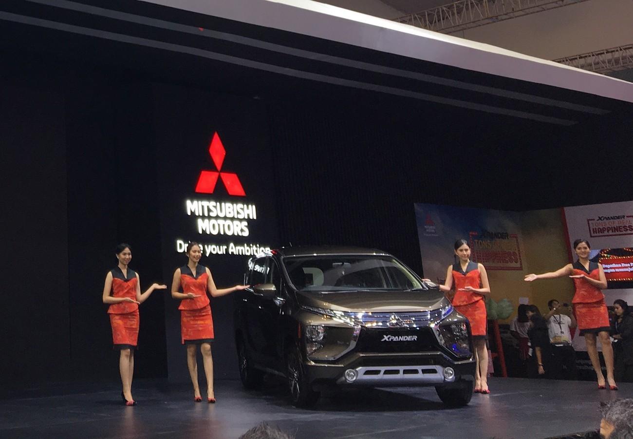 Mitsubishi Xpander mới ra mắt cách đây chưa đầy 2 năm nhưng đã gặt hái thành công rực rỡ