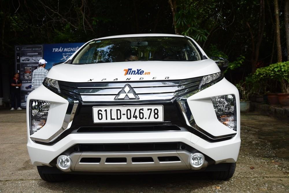 Mang trên mình thiết kế Dynamic Shield hiện đại bắt mắt, Mitsubishi Xpander nhận được khá nhiều sự quan tâm từ người dùng Việt