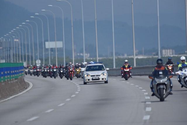 Chuyến đi sẽ giúp các biker hiểu hơn và làm quen với các dòng xe mô tô của Honda