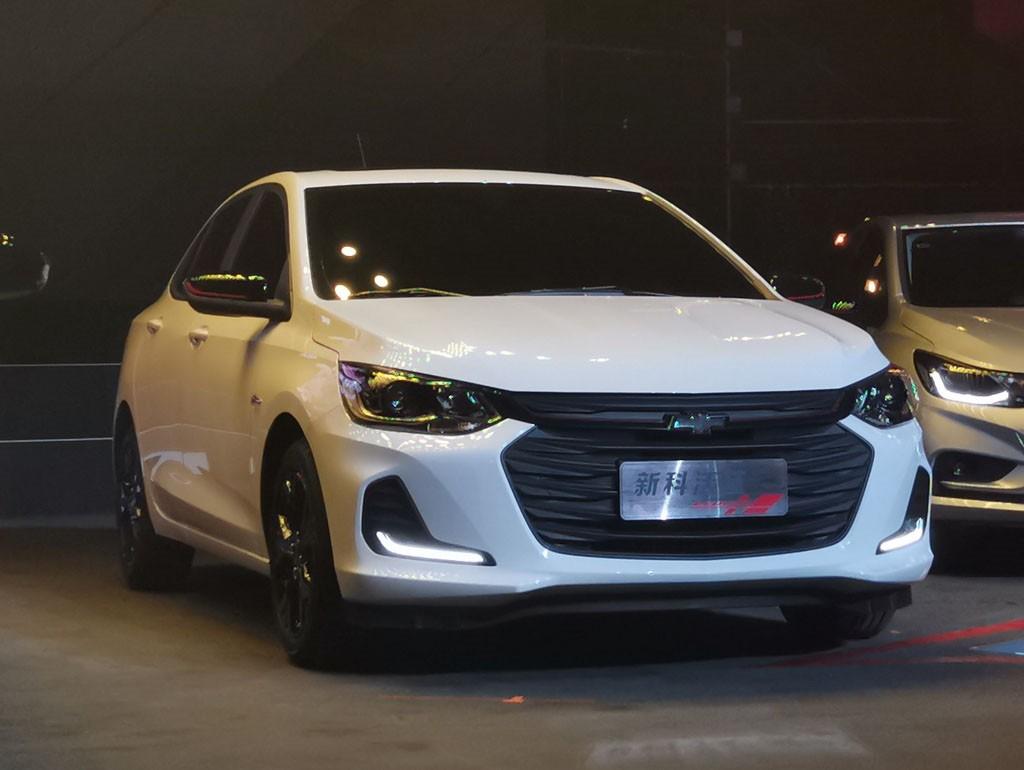 Chevrolet Onix 2019 ra mắt thị trường Trung Quốc