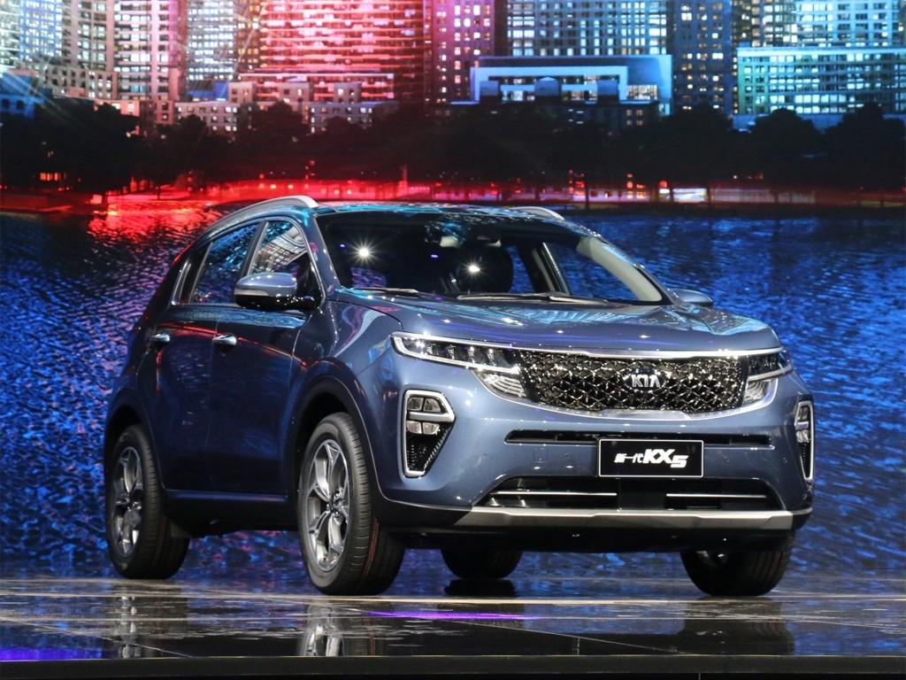 Kia KX5 2019 được tung ra thị trường Trung Quốc