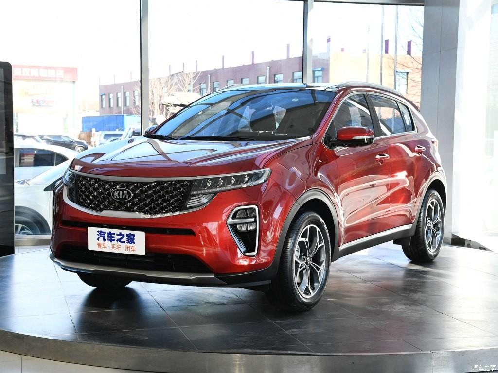Kia KX5 2019 trên thực tế chính là phiên bản dành riêng cho thị trường Trung Quốc của mẫu crossover cỡ C quen thuộc Sportage
