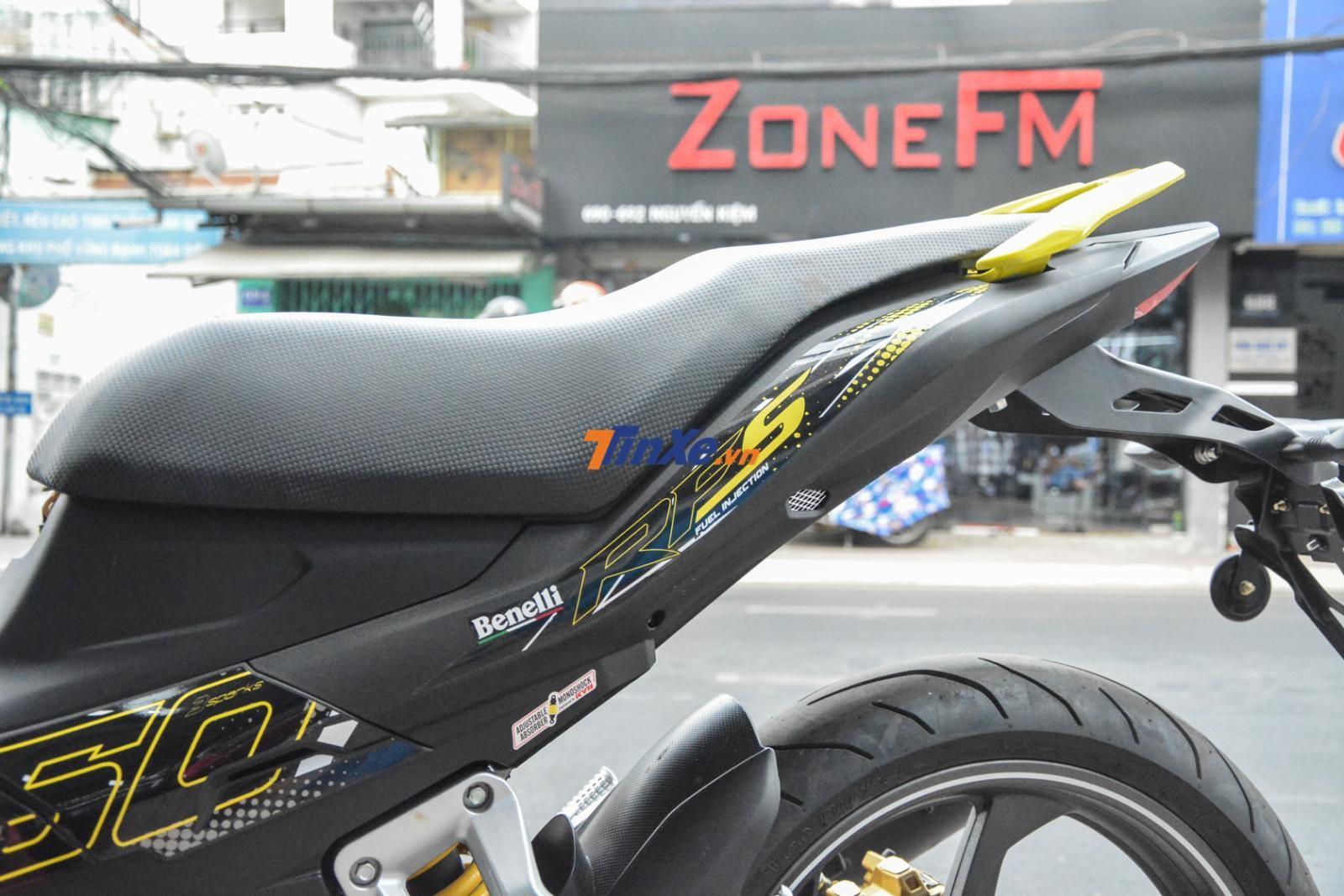 RFS được viết tắt từ Riders For Speed