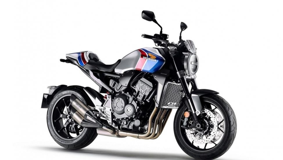 Honda CB1000R+ phiên bản giới hạn sẽ có số lượng 350 xe trên toàn cầu