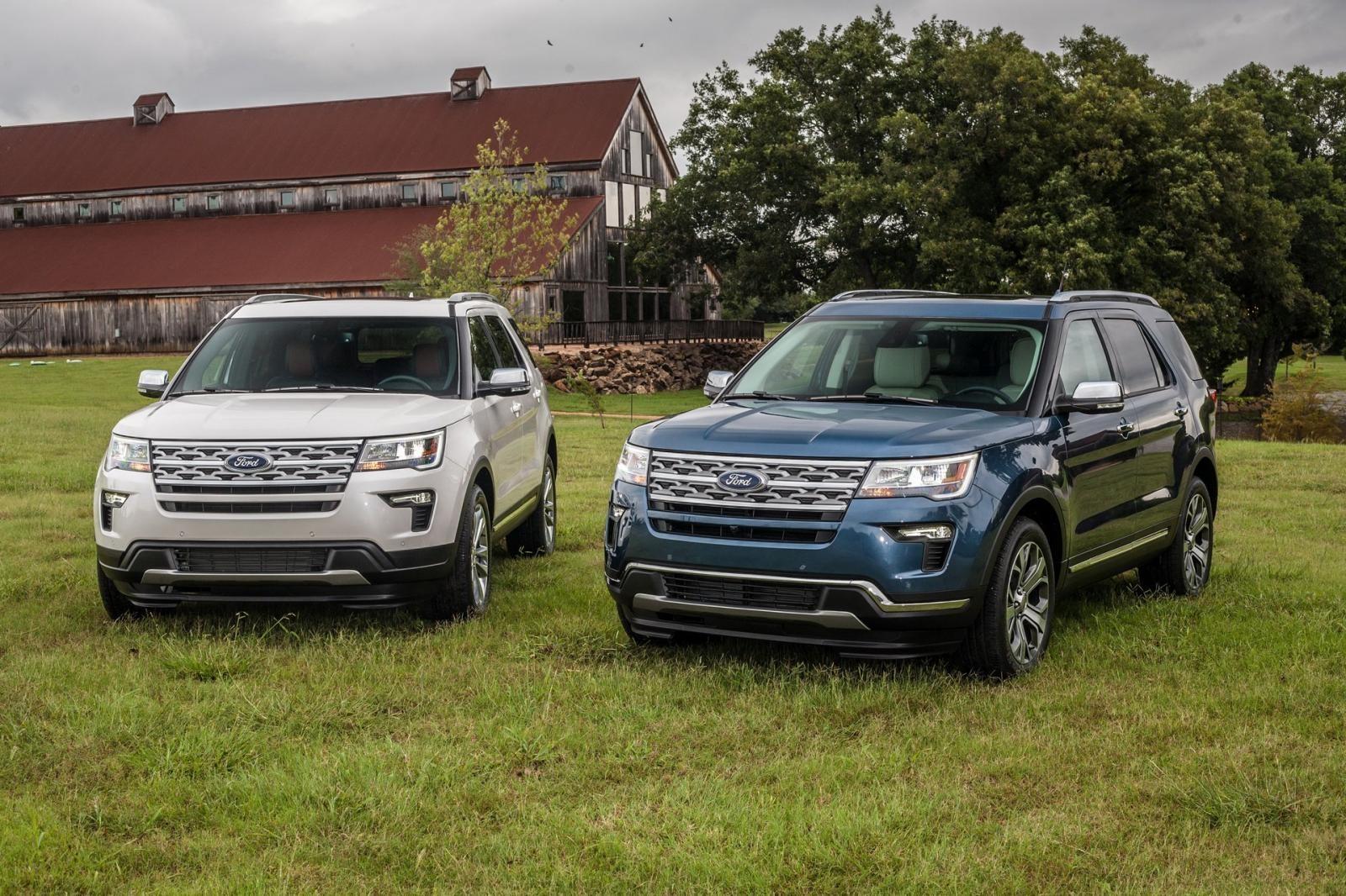 Nếu thực sự bị phát hiện lỗi, hãng Ford sẽ phải thu hồi cả triệu chiếc xe Explorer từ năm 2010-2018 và gặp rắc rối lớn với pháp luật