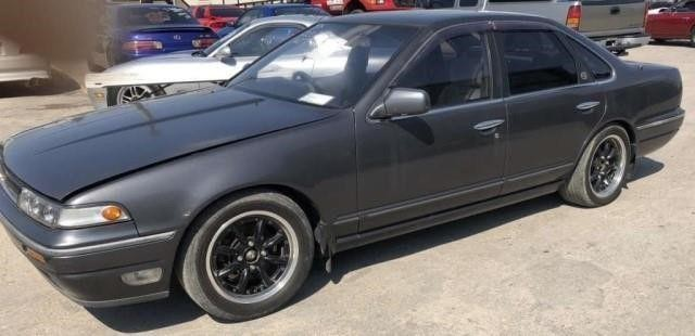 Nissan CEFIRO Turbo 1990