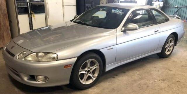 Toyota Soarer GT-T 1997