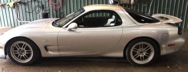 Mazda RX-7 Twin Turbo đời 1996