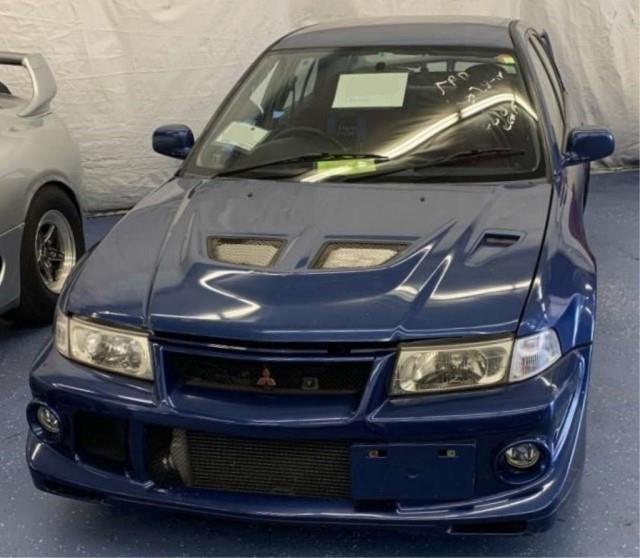 Chiếc Nissan Skyline R34 GTR đời 1999 của trùm ma túy Kong Meng Vang