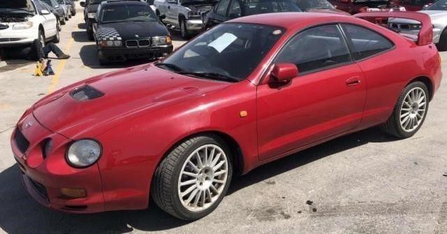 Toyota Celica GT Four 1998