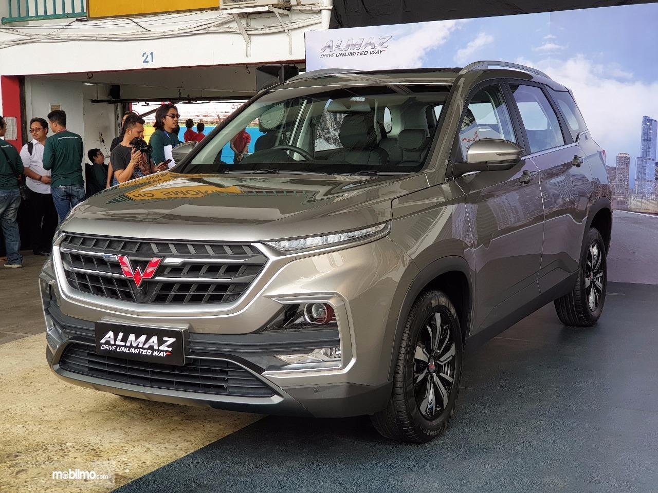 Chevrolet Captiva 2019 tại Thái Lan có thể sẽ dùng động cơ giống Wuling Almaz