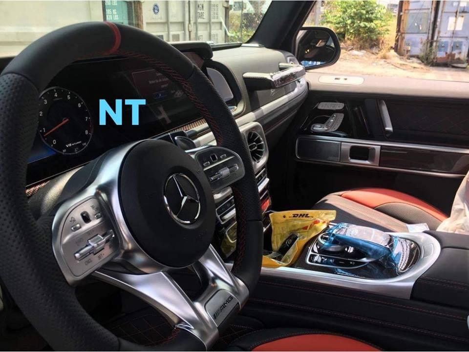 Mercedes-AMG G63 Edition 1 tăng tốc từ 0-100 km/h trong 4,5 giây