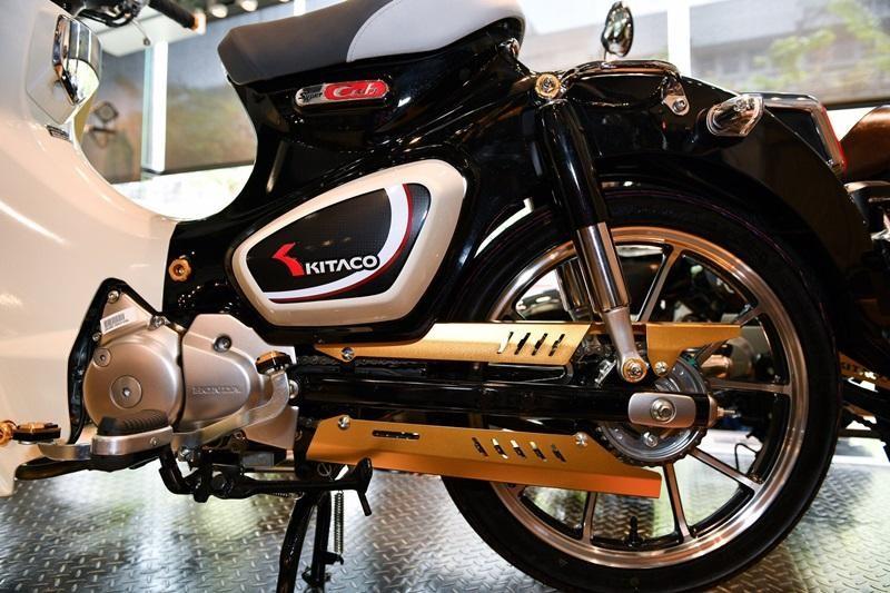 Honda Cub C125 Gold Eclipse của Kitaco