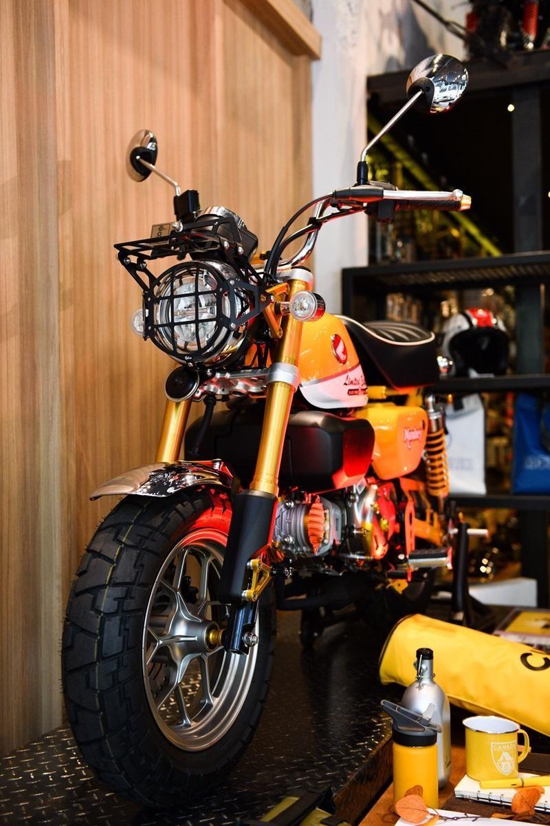 Honda Monkey Kin Rising