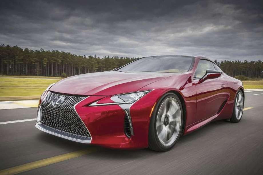 Lexus LC Coupe có cả phiên bản V8 và hybrid