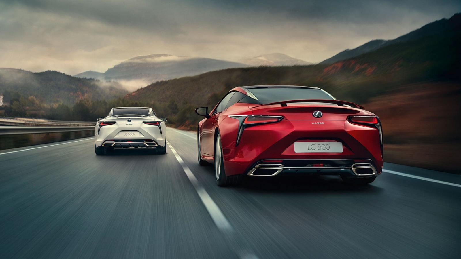 Lexus LC Coupe là mẫu xe mất giá nhanh tại thị trường Mỹ