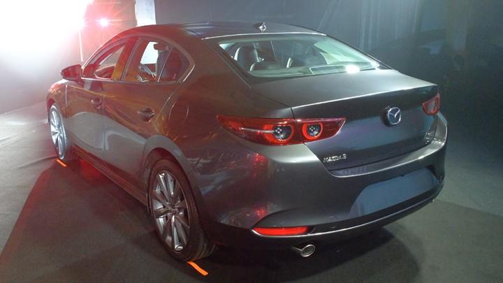 Thời điểm Mazda3 2019 được tung ra thị trường Philippines và giá bán hiện vẫn còn là một điều bí ẩn