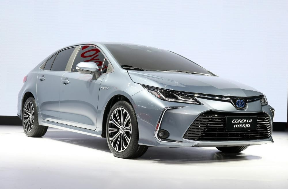 Corolla Altis 2019 của liên doanh FAW Toyota là hình ảnh xem trước cho xe sẽ về Việt Nam trong tương lai