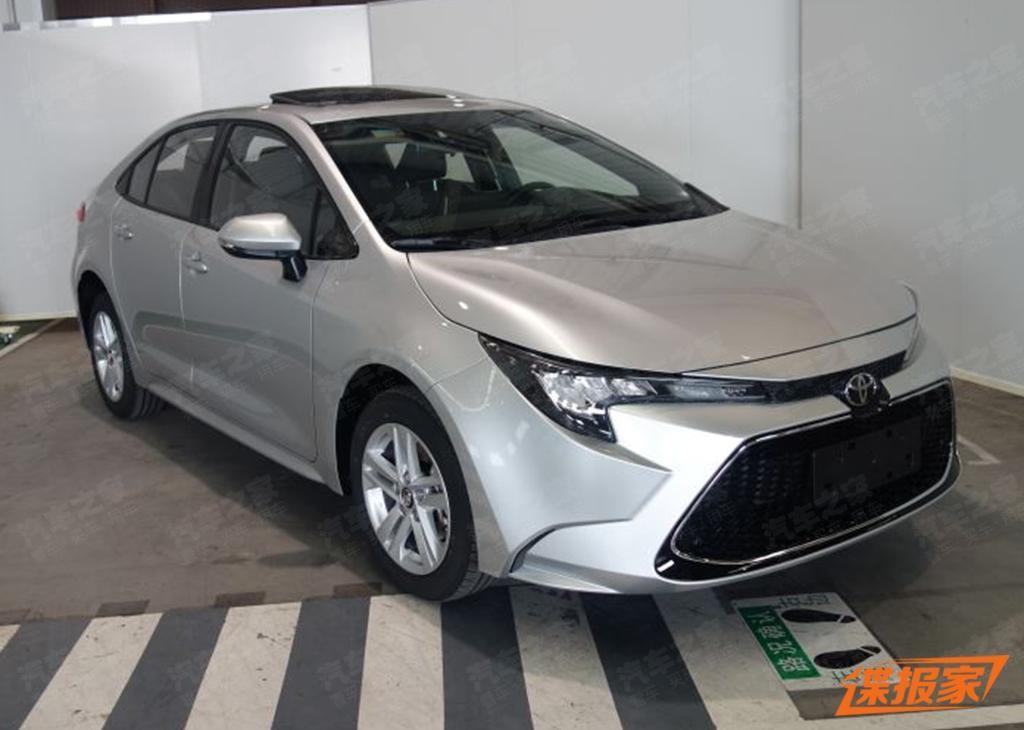 Toyota Levin 2019 bản cấp thấp sẽ không có đèn sương mù trước