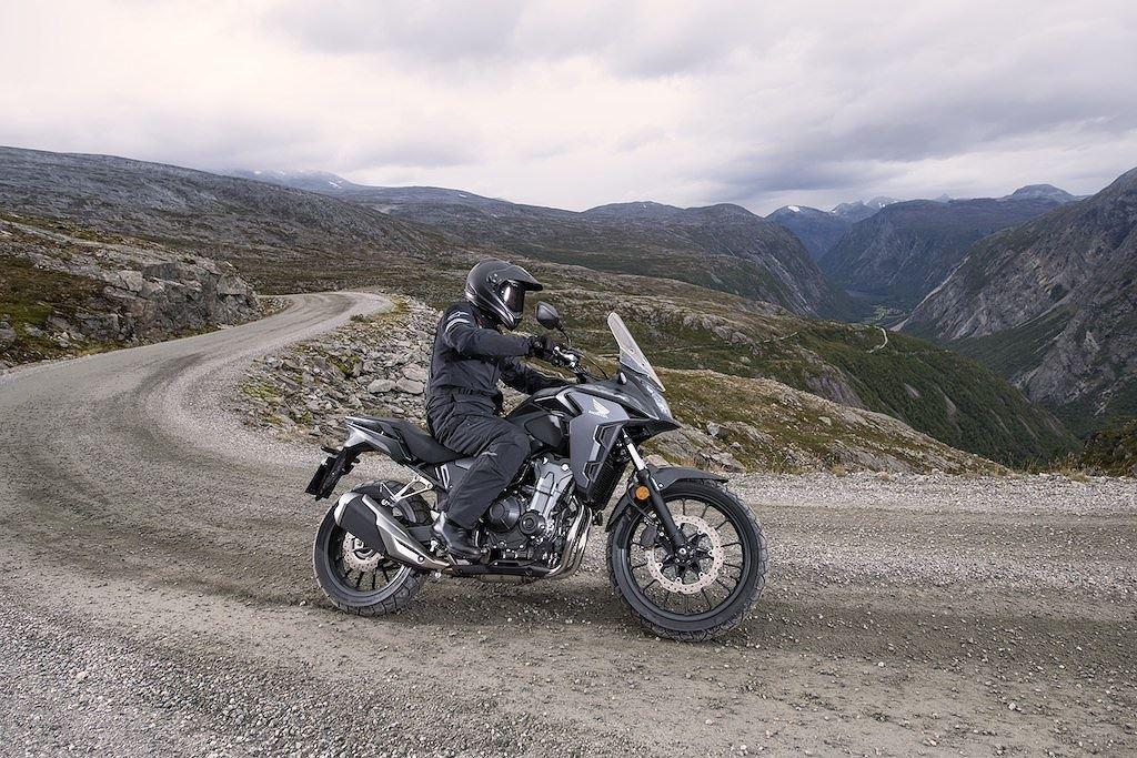Honda CB500X 2019 phiên bản mới chính thức được bán tại Việt Nam