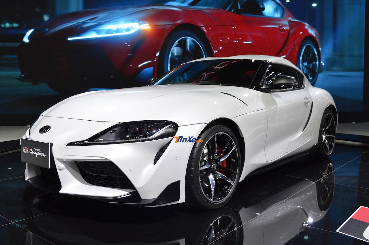 Toyota GR Supra 2020 ra mắt tại triển lãm xe Bangkok 2019