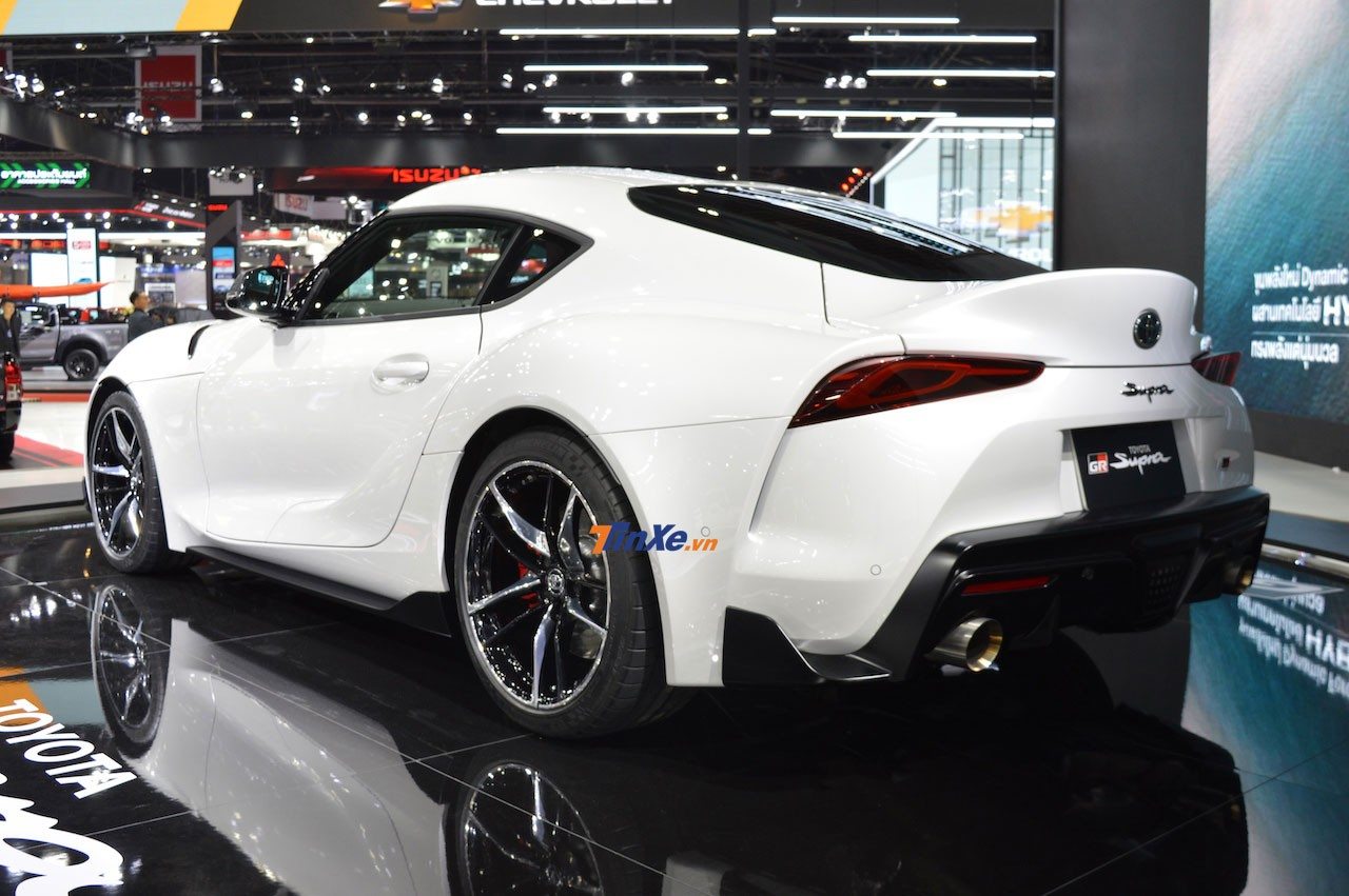 Toyota GR Supra 2020 dùng chung động cơ với BMW Z4 thế hệ mới