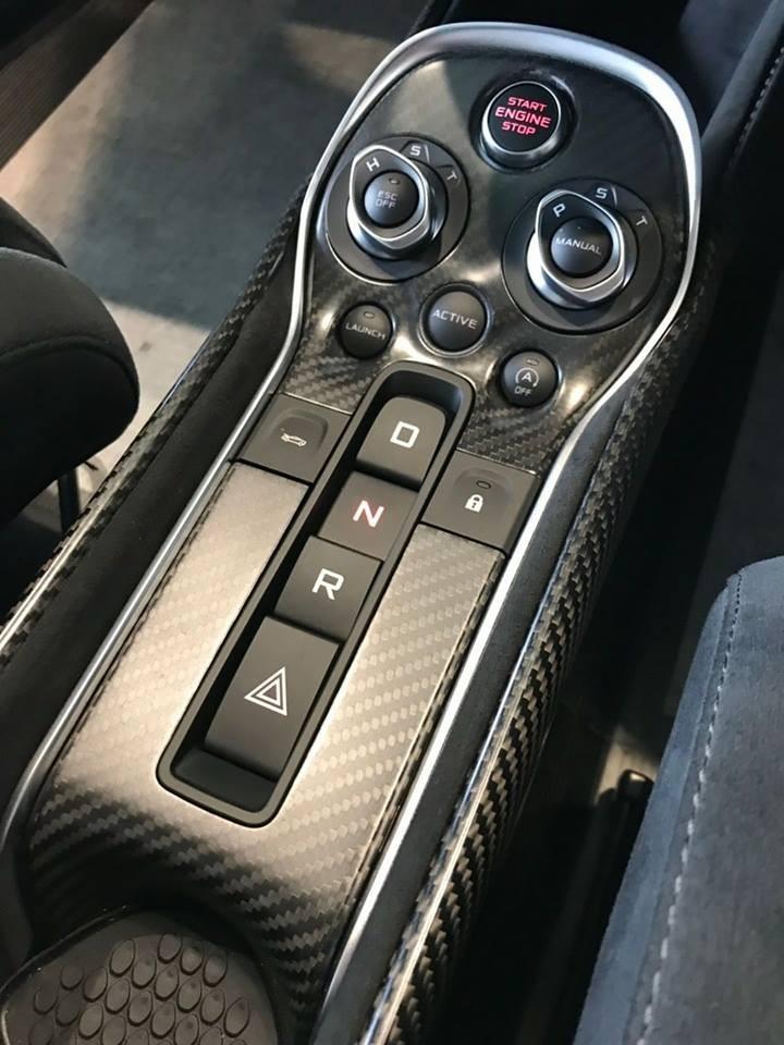 McLaren 600LT tăng tốc từ 0-100 km/h trong 2.9 giây