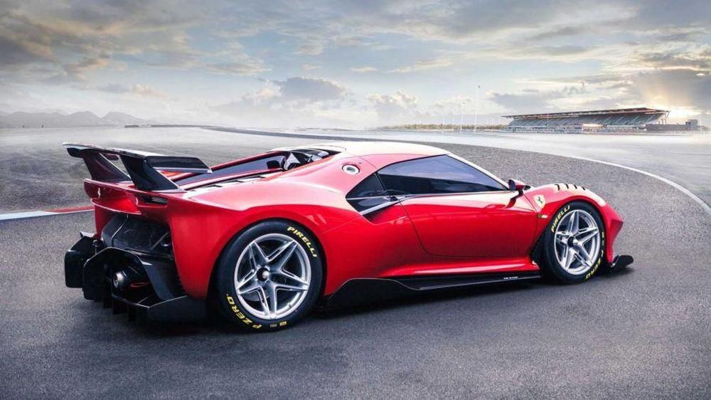 Chỉ có 1 chiếc Ferrari P80/C trên toàn thế giới
