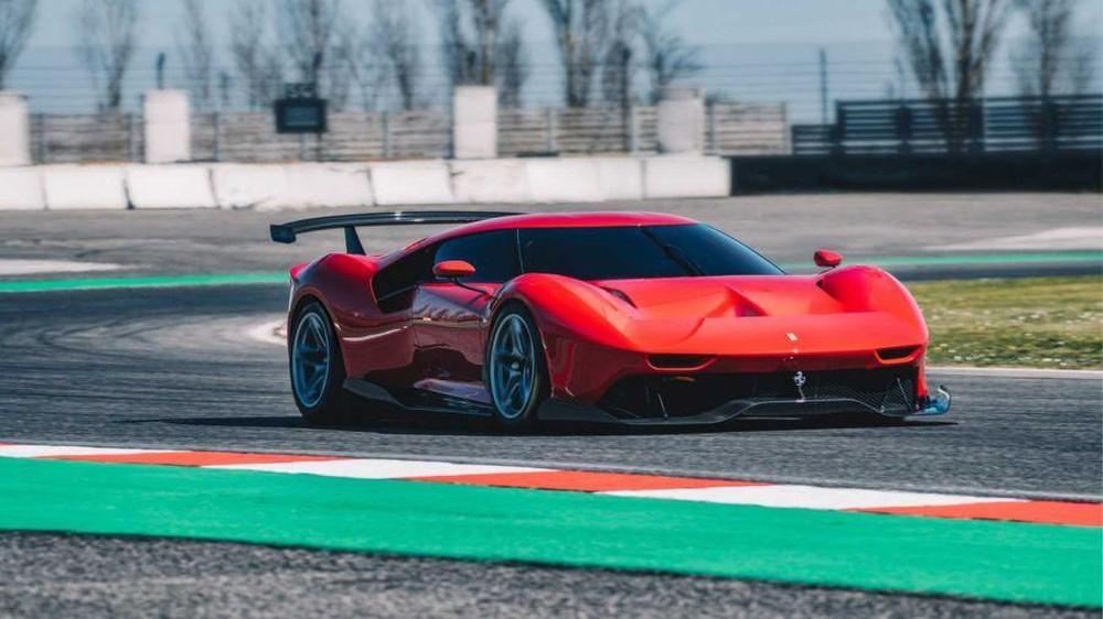 Ferrari P80/C được phát triển từ năm 2015