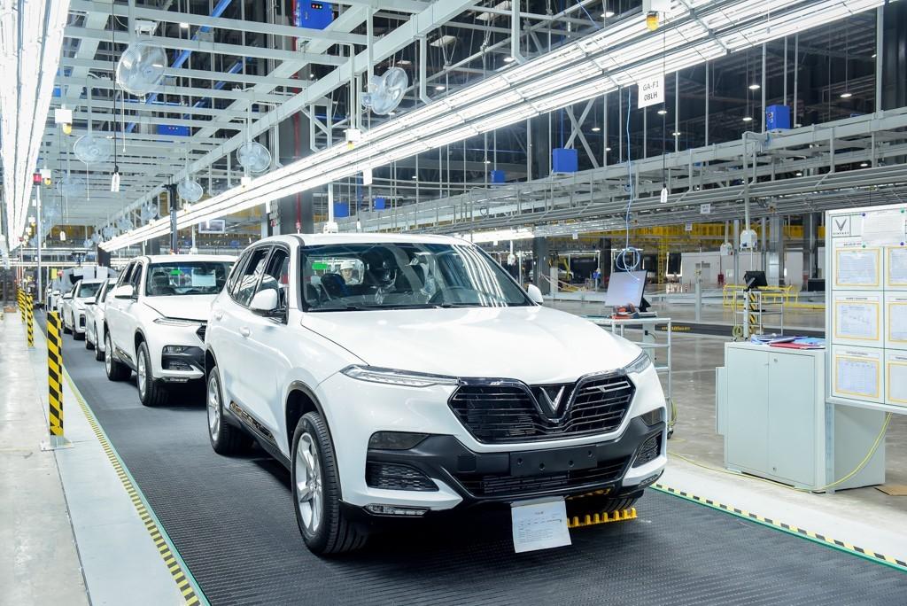 Muốn nhận được những chứng nhận cao cấp về chất lượng cũng như độ an toàn, ô tô VinFast sẽ cần phải đạt được điểm số cao từ những bài kiểm nghiệm khắt khe