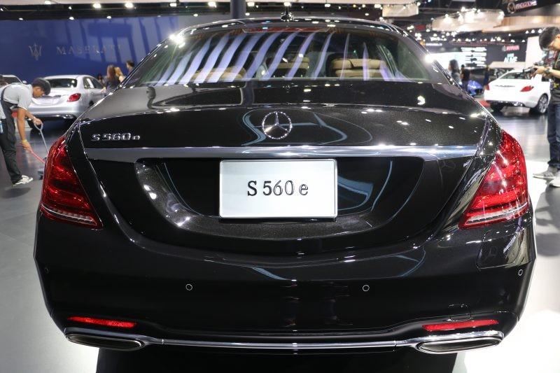 Mercedes-Benz S560e có giá bán tại Thái Lan là 5,14 tỷ đồng