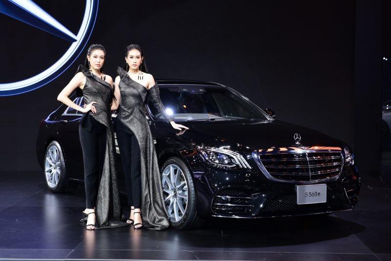Phiên bản hybrid của Mercedes-Benz S560 tại Việt Nam đã được chính thức bán tại Thái Lan