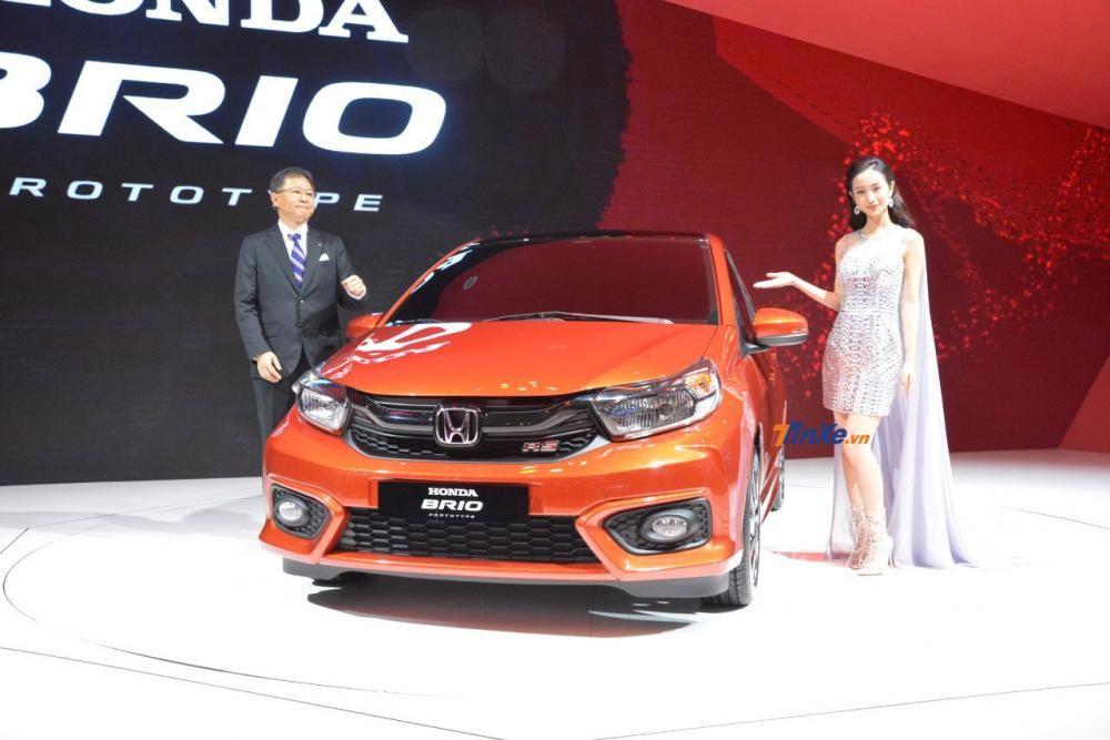 Nhiều khả năng Honda Brio 2019 được đưa về Việt Nam sẽ có 2 phiên bản là E và RS mang hộp số vô cấp CVT, không có bản số sàn