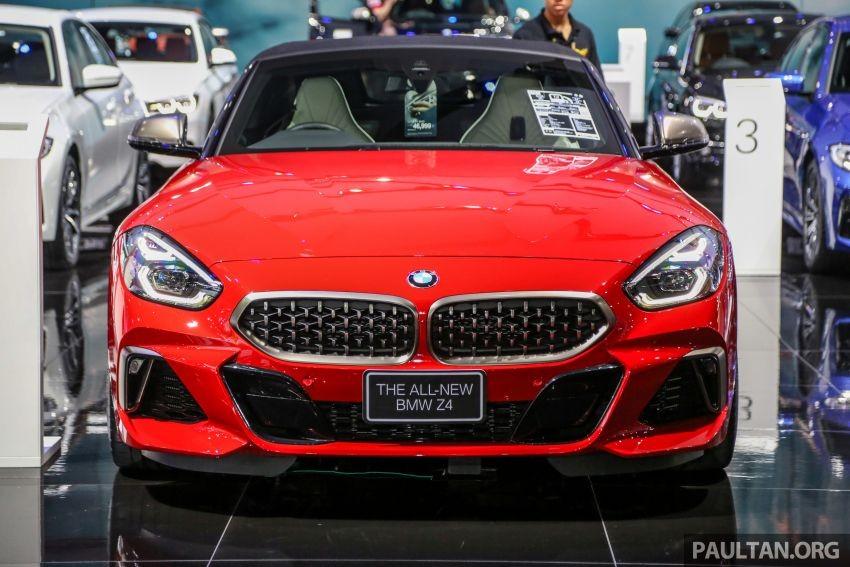 BMW Z4 2019 bản M40i