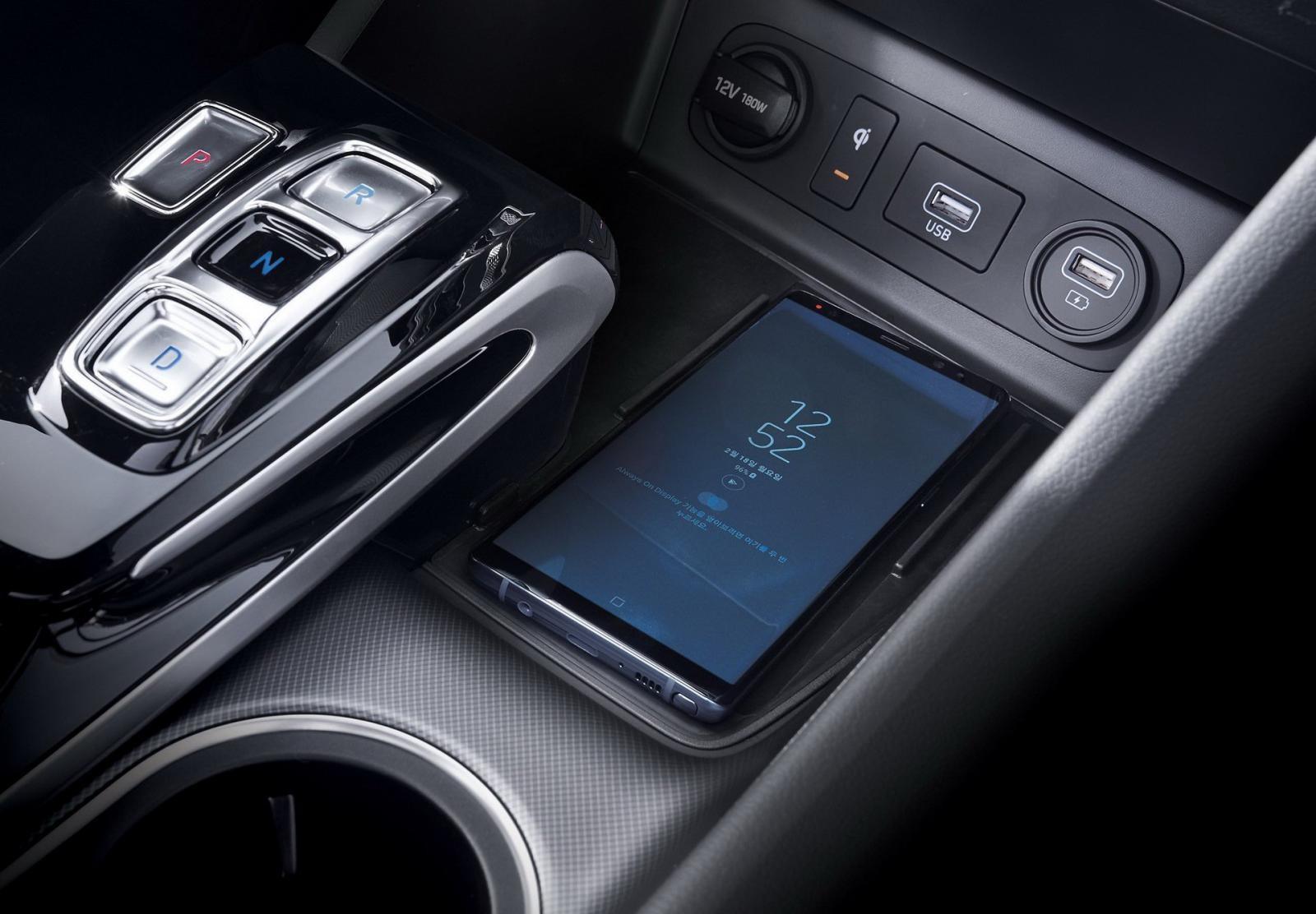 Hyundai Sonata 2020 có tính năng Digital Key hoàn toàn mới