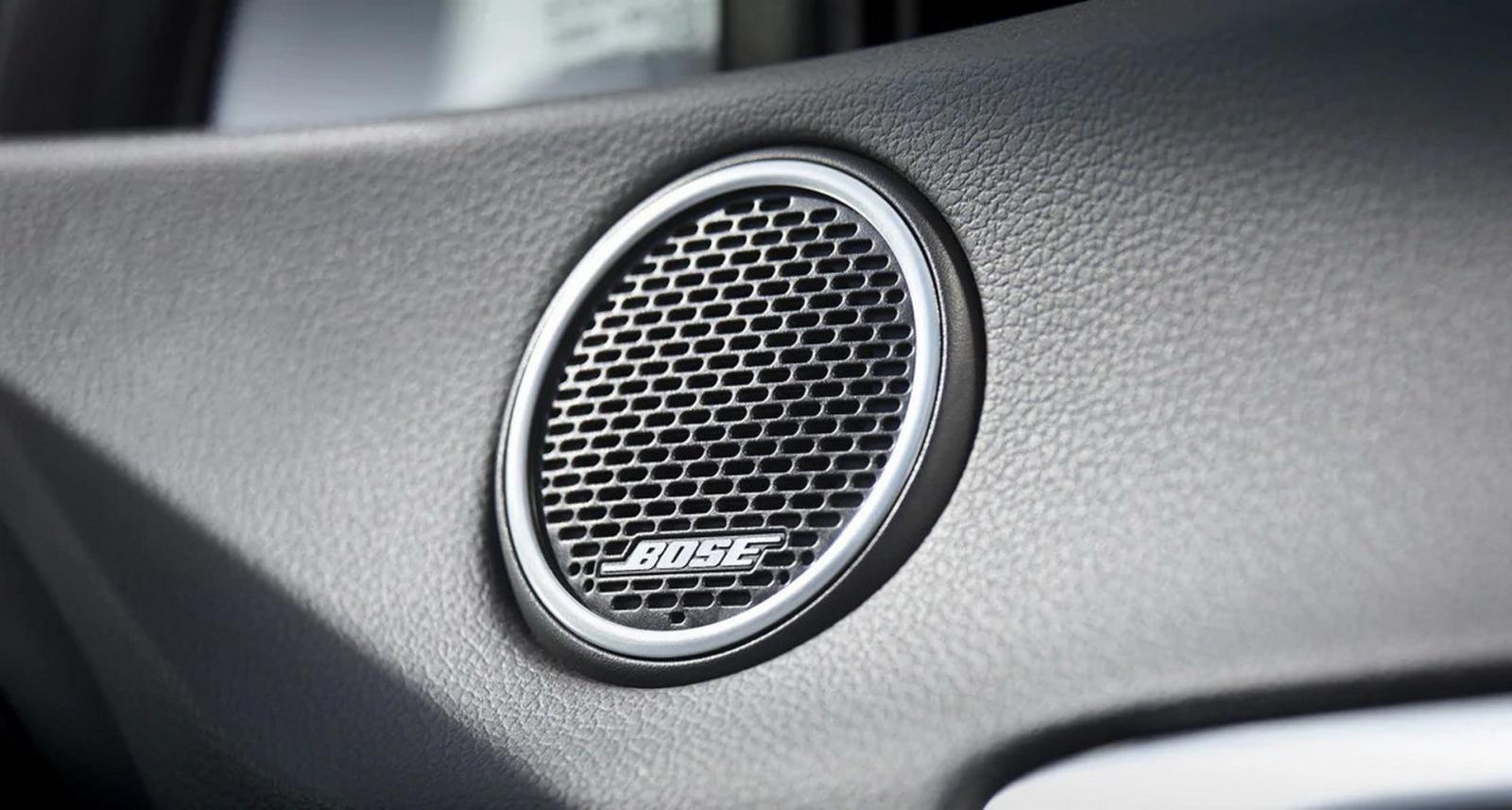 Hyundai Sonata 2020 được trang bị hệ thống âm thanh Bose Premium