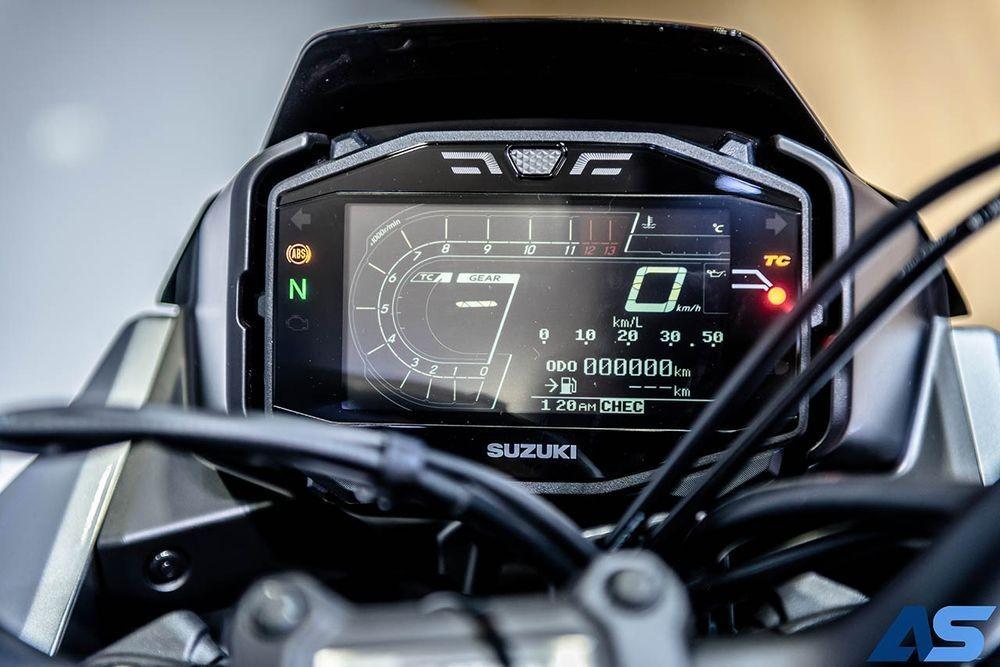 Bảng đồng hồ Suzuki Katana