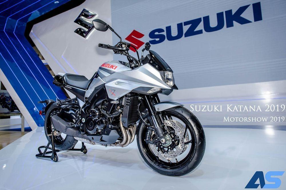 Suzuki Katana 2019