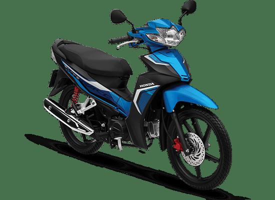 Honda Blade 2019 Xanh đen Vành đúc