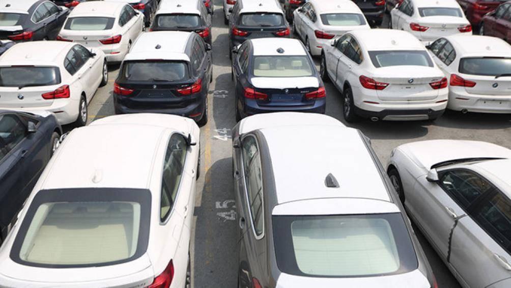 Sau 2 năm, 133 xe BMW của Euro Auto vẫn đang nằm tại cảng hải quan