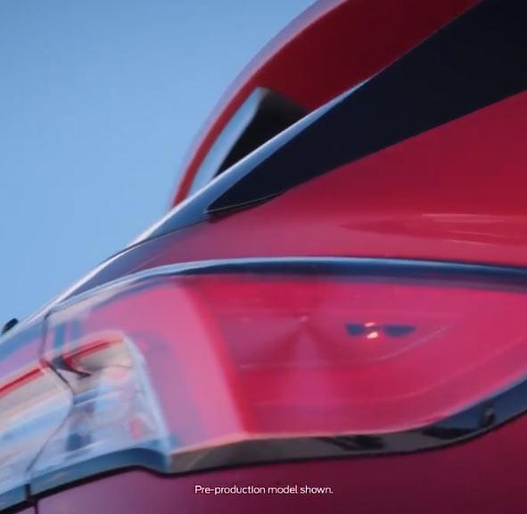 Đèn hậu của Ford Escape 2020