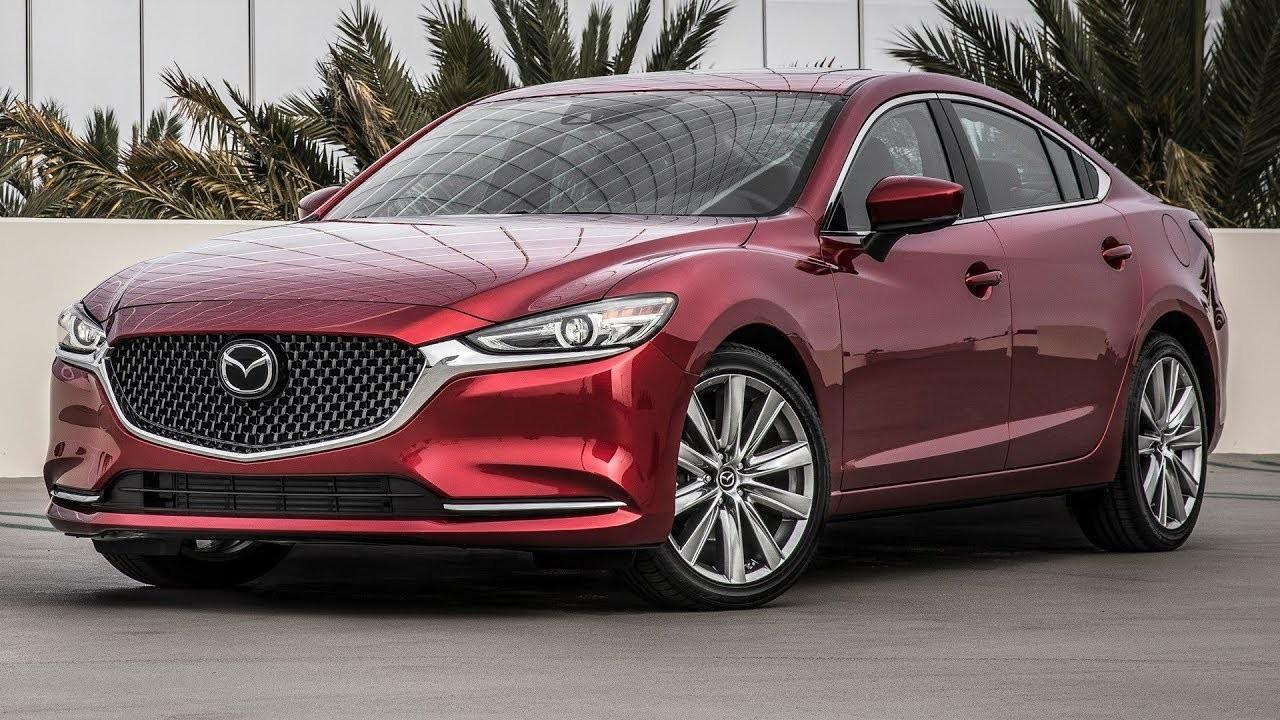 Mazda6 2019 tại thị trường Mỹ sẽ không còn phiên bản số sàn như trước