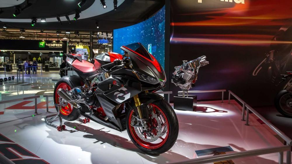 Aprilia RS 660 Concept tại triển lãm EICMA 2019