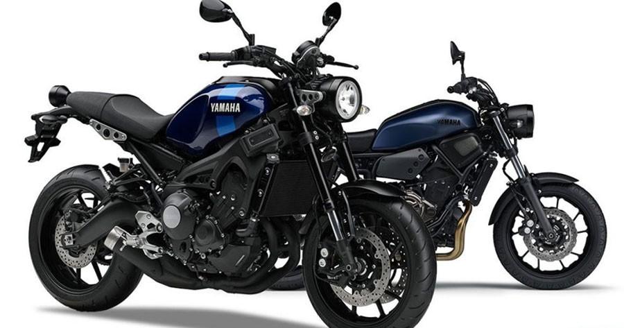 Yamaha XSR900 và XSR700