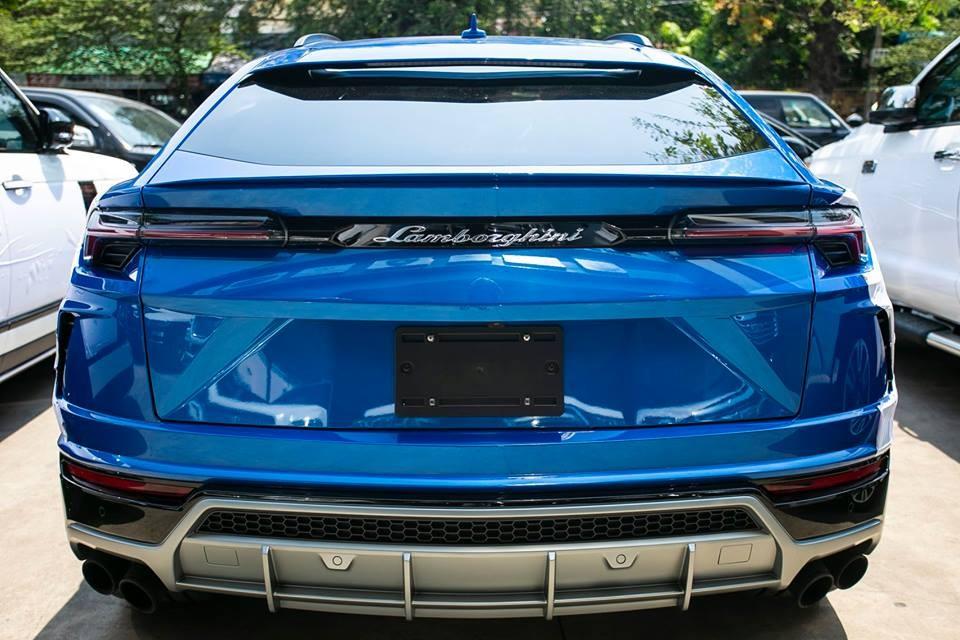 Lamborghini Urus là mẫu xe gầm cao máy thoáng của thương hiệu bò tót nên nhận được nhiều sự ủng hộ