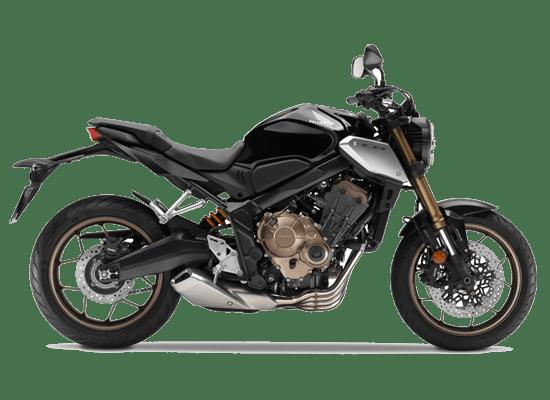 Honda CB650R Đen bạc
