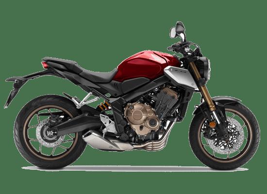 Honda CB650R Đỏ đen bạc