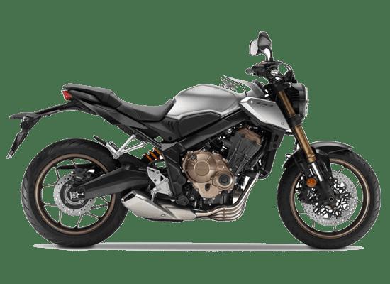 Honda CB650R Bạc đen