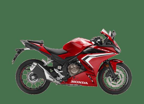 Honda CBR500R Đỏ đen bạc